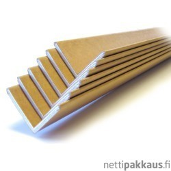 Kulmasuoja, 35x35x2x1500mm, ruskea kartonki